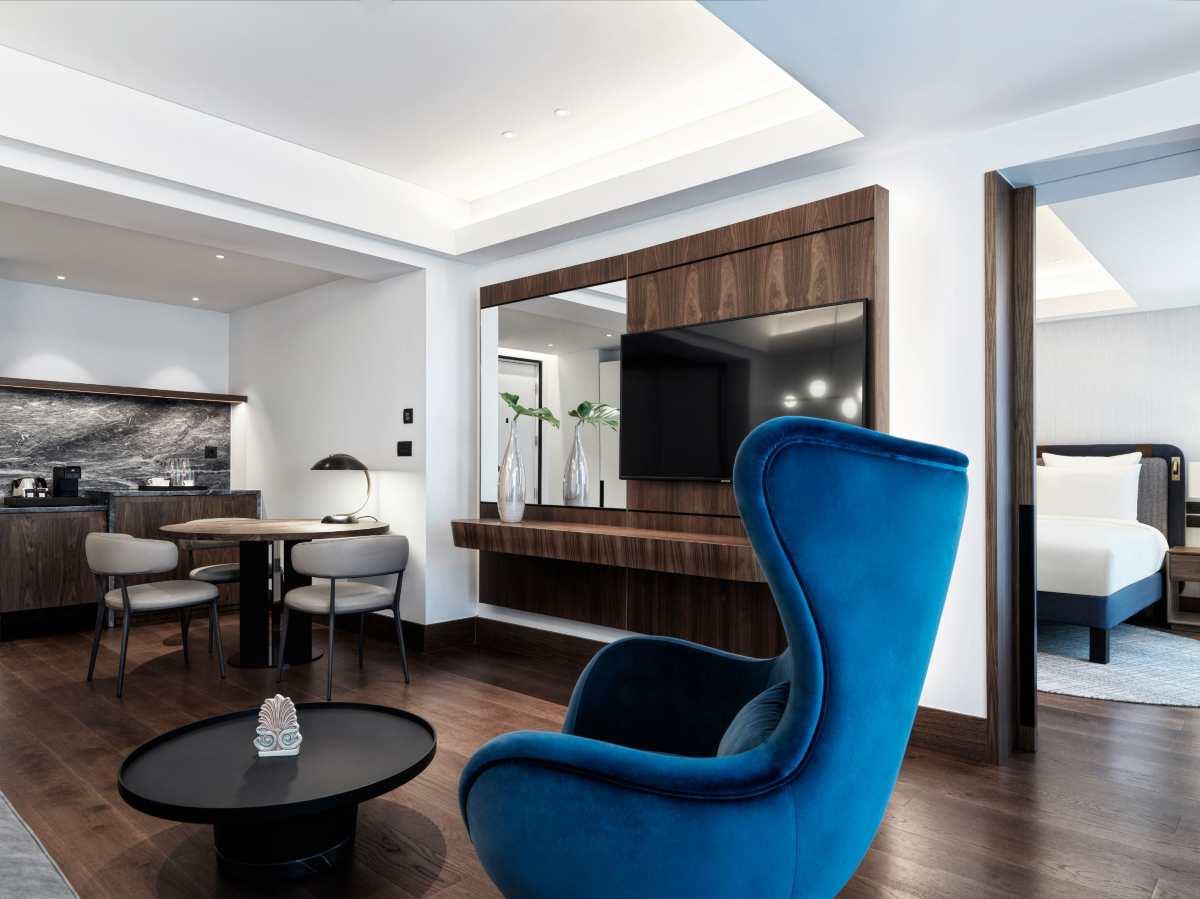 Athens Capital Hotel καρέκλα