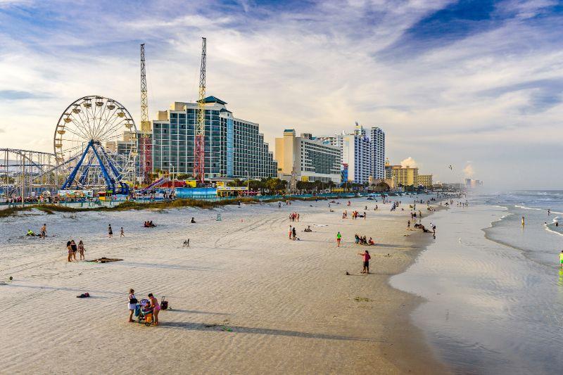 Daytona Beach, Φλόριντα