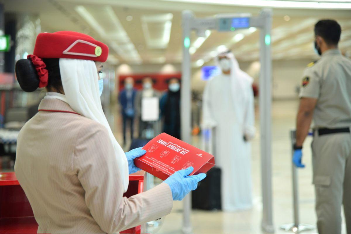 Αεροσυνόδος, Emirates