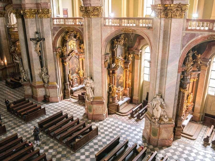 Η εκκλησία St. Nicolas, Πράγα