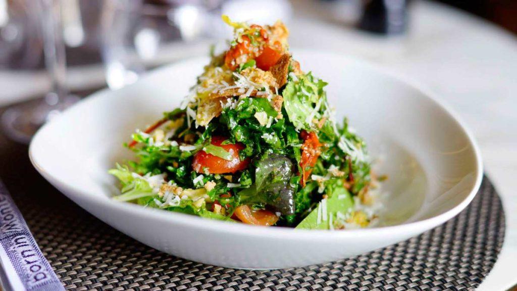 Kale Salad, Beefbar