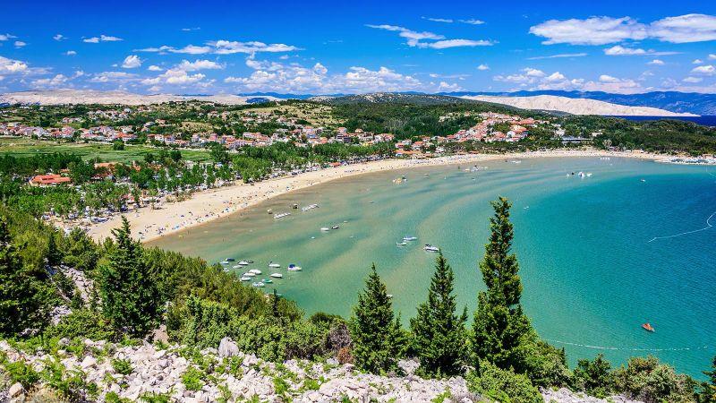Paradise Beach, Κροατία