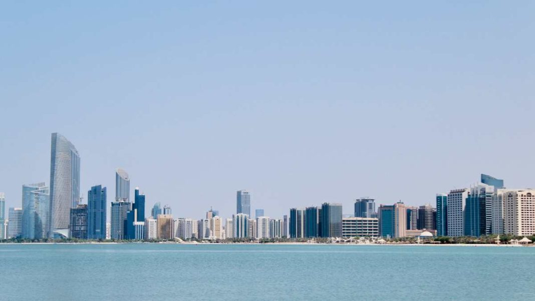Abu Dhabi, ουρανοξύστες