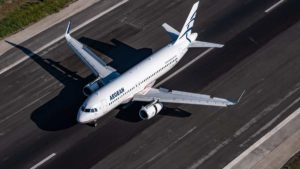 Aegean Airlines – κορονοϊός: Τακτικοί οι έλεγχοι στους εργαζομένους
