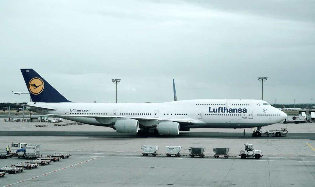 Αεροπλάνο Lufthansa