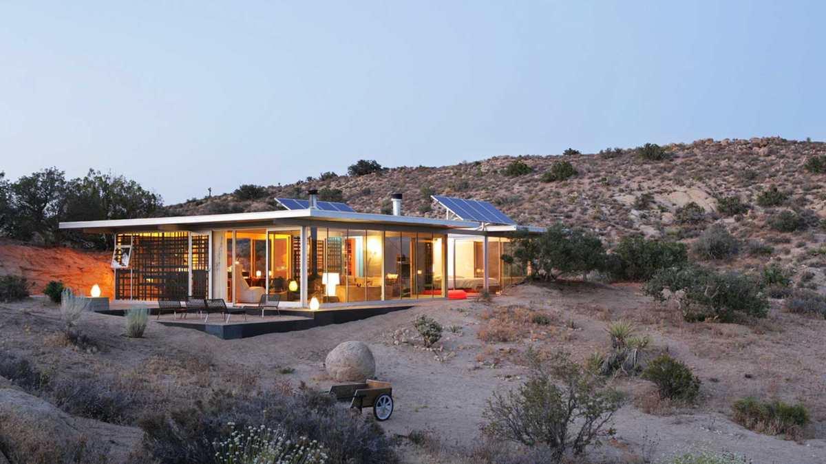 Off- grid it House, Καλιφόρνια
