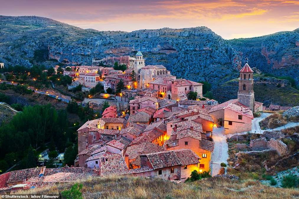 Albarracin, Ισπανία