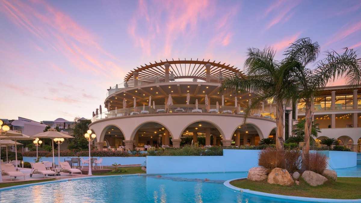 Atrium Prestige Thalasso Resort από έξω