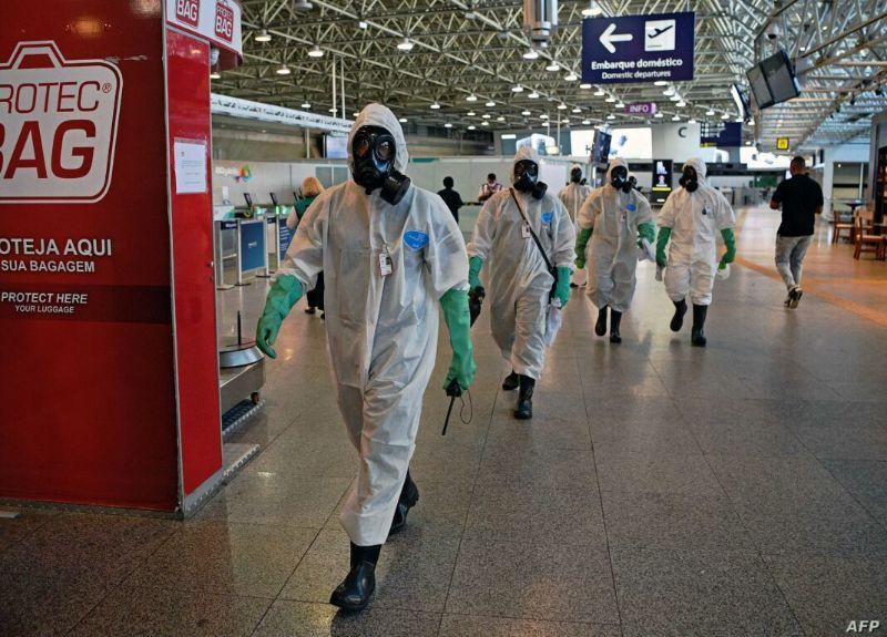 ανοιγουν οι διεθνεις πτήσεις στην βραζιλία
