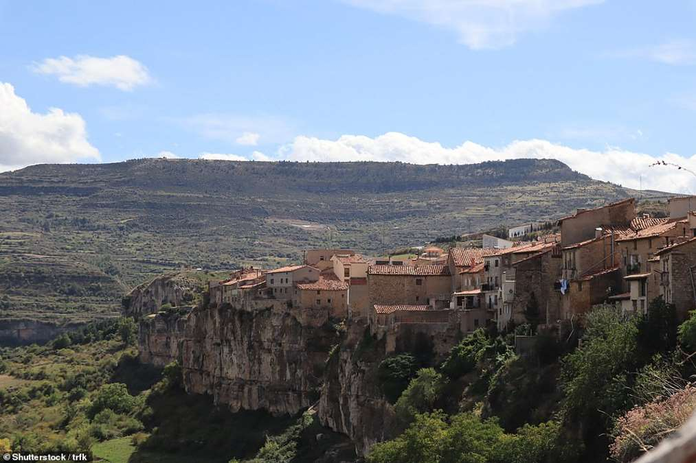Cantavieja, Ισπανία