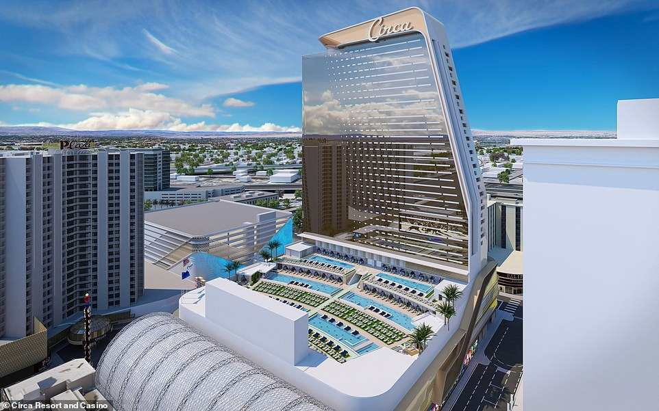 Circa casino, Vegas