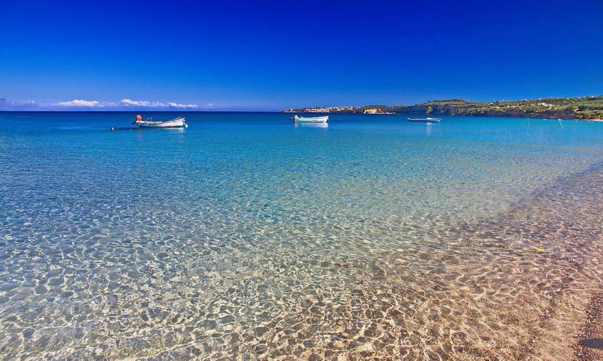 Κορώνη παραλία