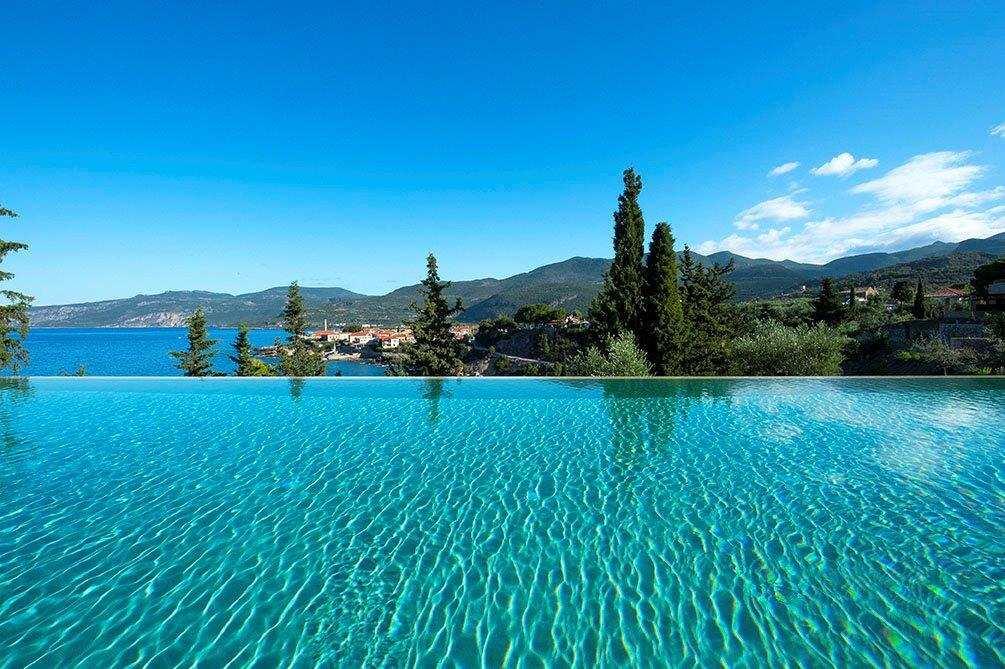 Diapori Suites Hotel, πισίνα