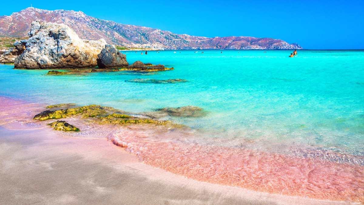 Ελαφονήσι, Κρήτη