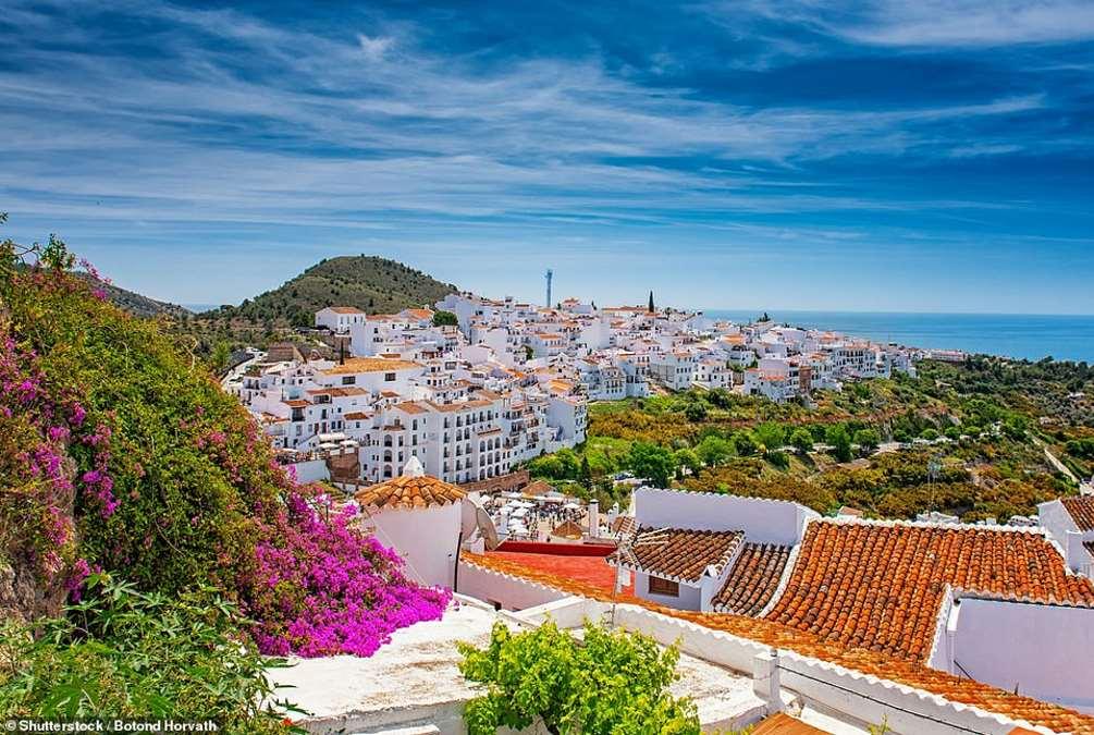 Frigiliana, Ισπανία