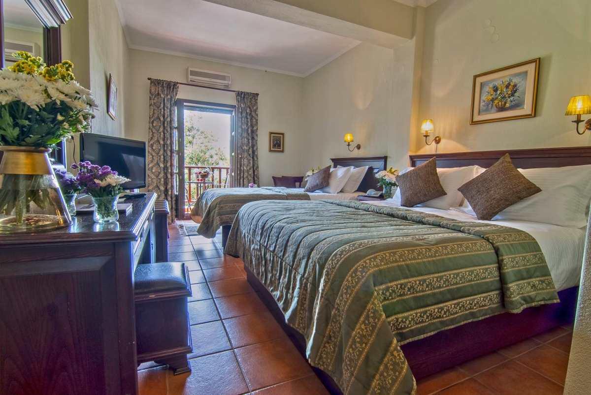 Hotel Doupiani House δωμάτιο