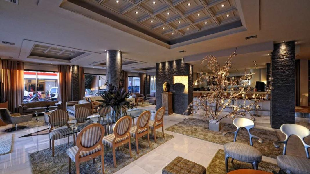 Ξενοδοχείο Χαϊκός, Καλαμάτα