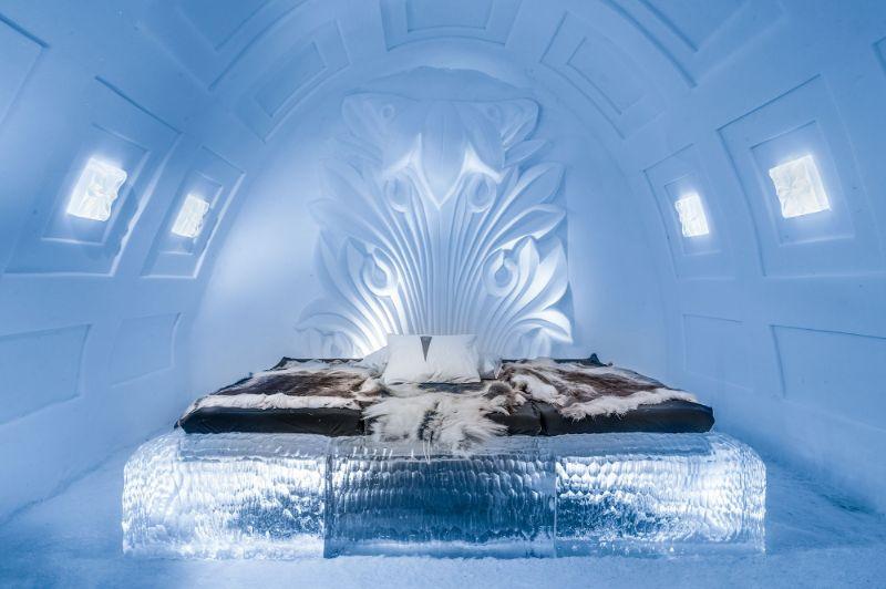 ice hotel ξενοδοχείο διαμονη 2