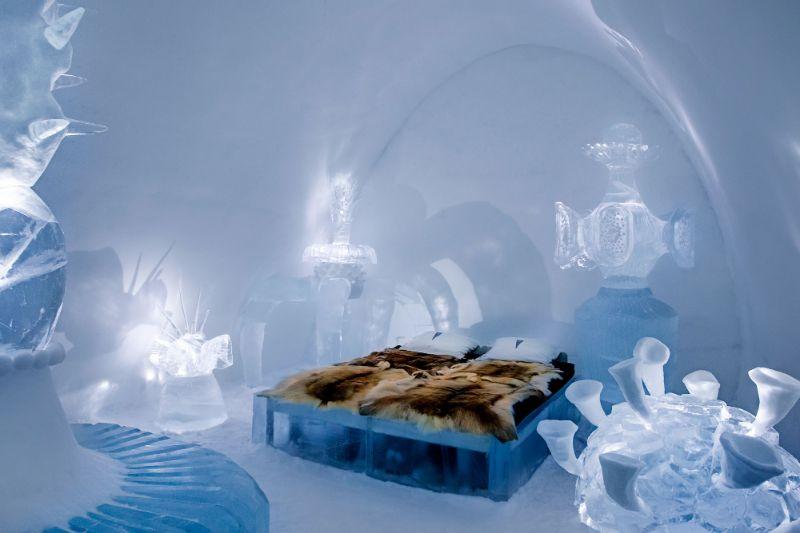 ice hotel ξενοδοχείο διαμονη 3