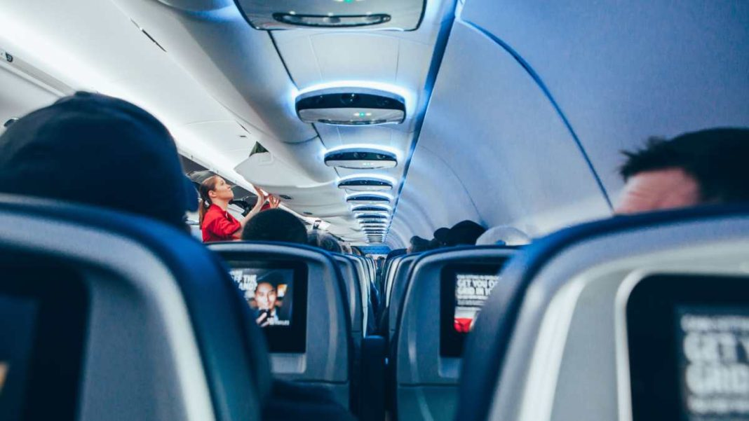 Καμπίνα αεροπλάνου