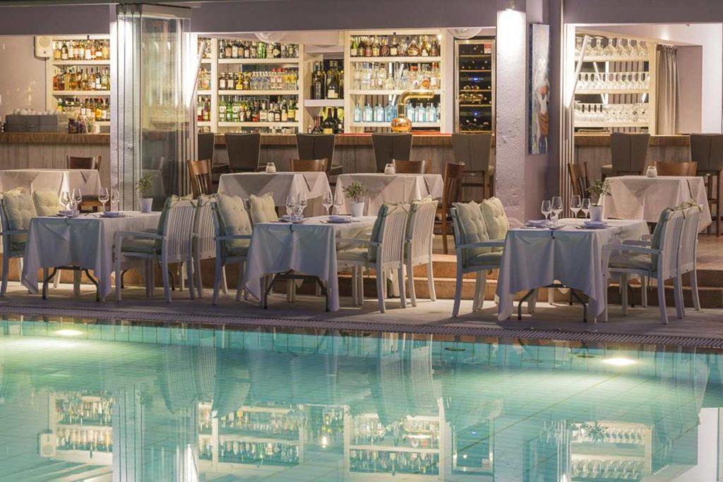 La Piscine Art Hotel πισίνα