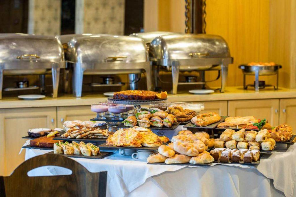 La Piscine Art Hotel φαγητό