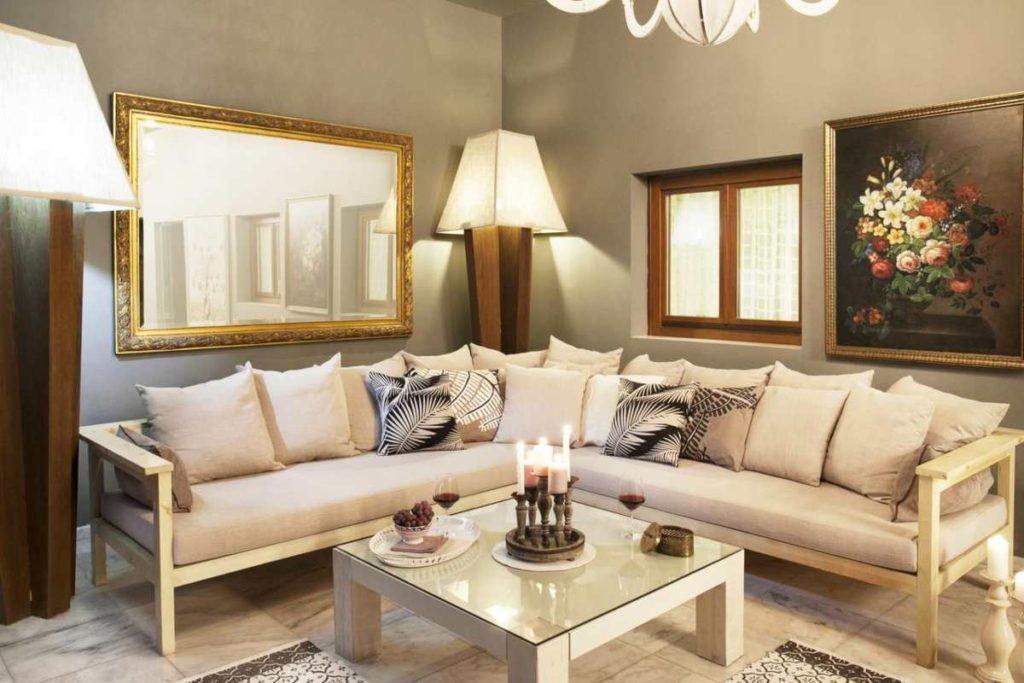 La Piscine Art Hotel καθιστικό
