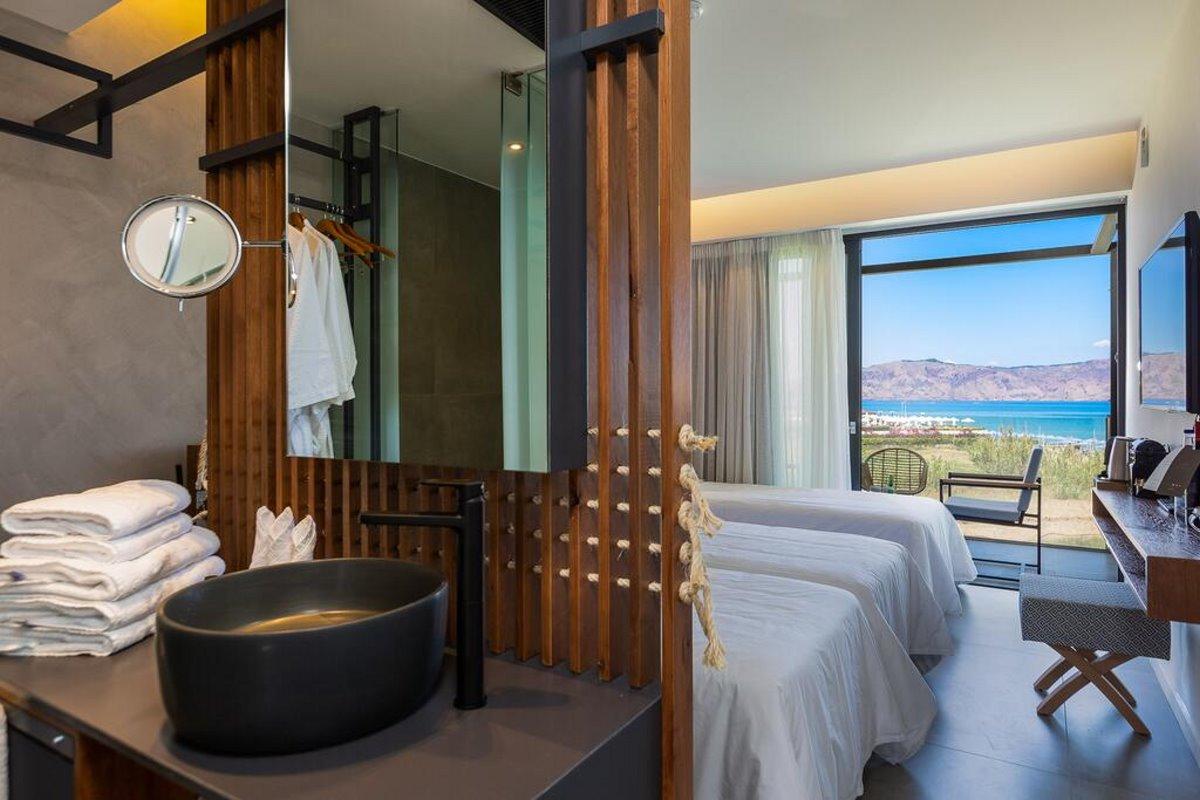 La Mer πολυτελές δωμάτιο με θέα