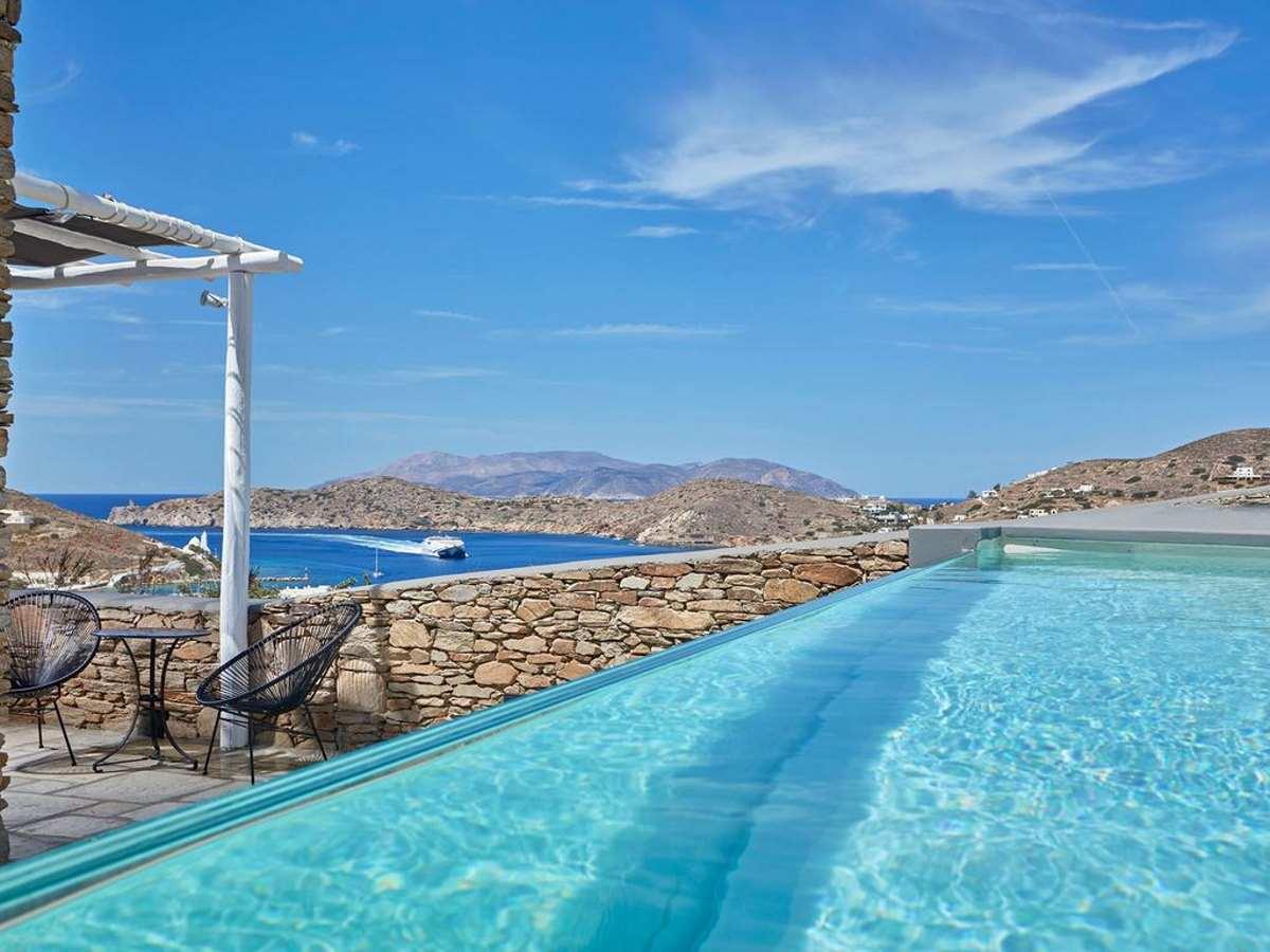 Liostasi Hotel πισίνα