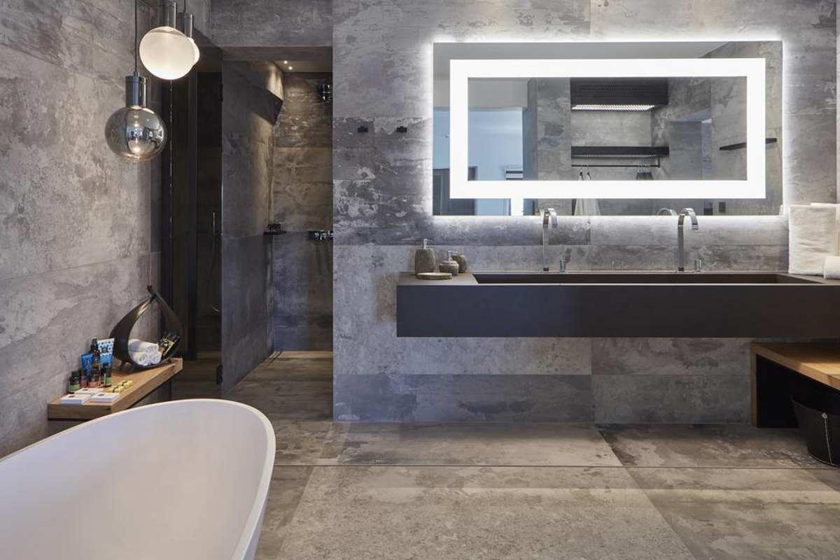 Liostasi Hotel μπάνιο