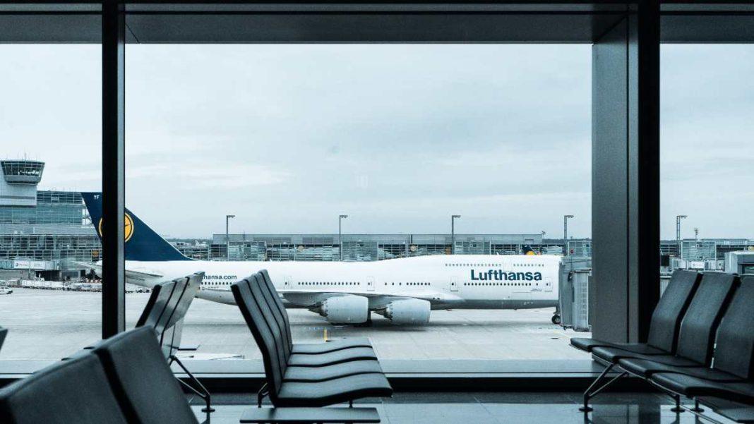Lufthansa, αεροπλάνο