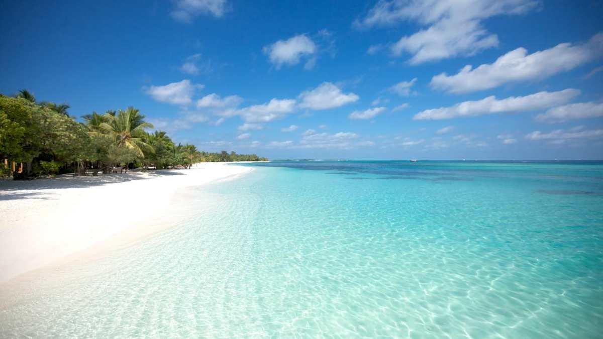 Lux Resort παραλία, Μαλδίβες