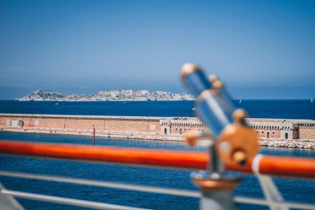Μασσαλία, θάλασσα