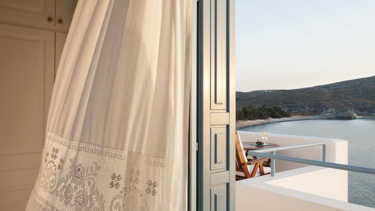 Melian Boutique Hotel & Spa, παράθυρο