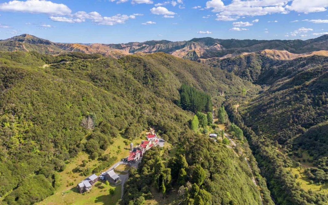 Mellonsfolly ranch, Νέα Ζηλανδία
