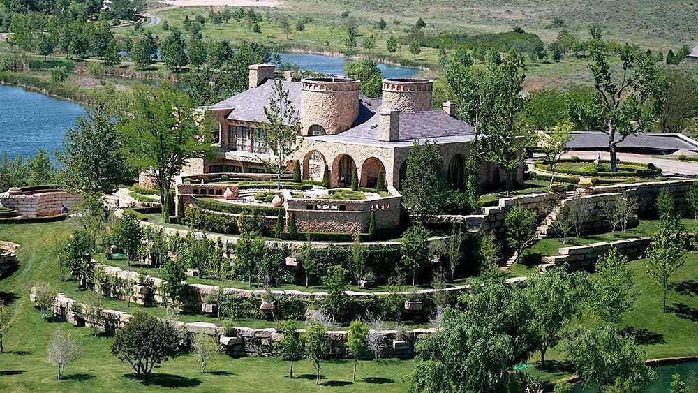 Mesa vista villa