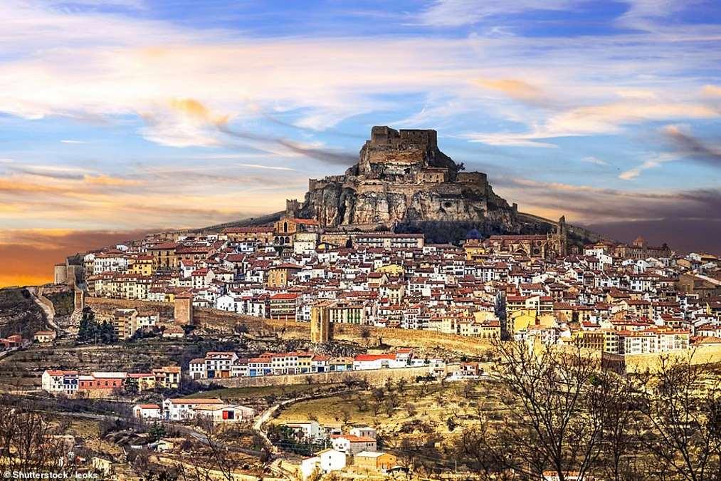 Morella, Ισπανία
