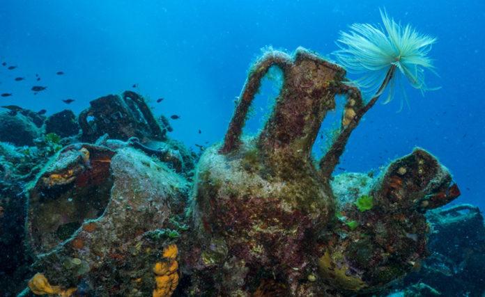 Ανοίγει το Σάββατο στην Αλόννησο το πρώτο υποβρύχιο μουσείο της Ελλάδας