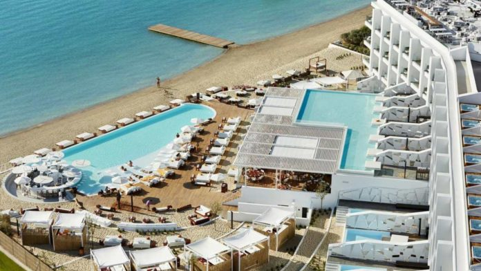 Nikki Beach Resort & Spa, Πόρτο Χέλι