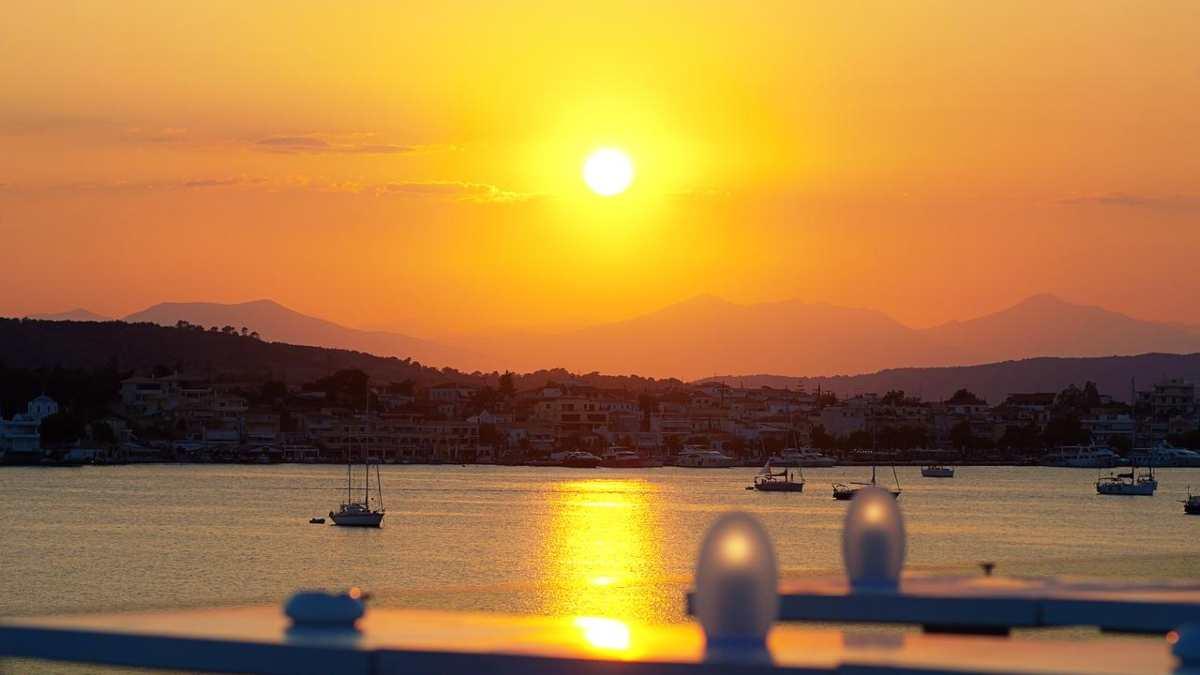 Nikki Beach Resort & Spa, ηλιοβασίλεμα