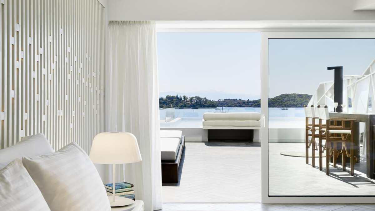 Nikki Beach Resort & Spa δωμάτιο με θέα