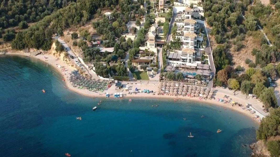 Παραλία Αγίας Παρασκευής, Πέρδικα