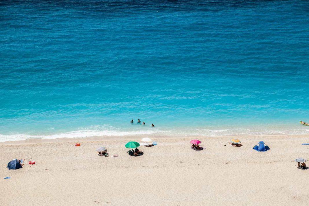 Παραλία, διακοπές