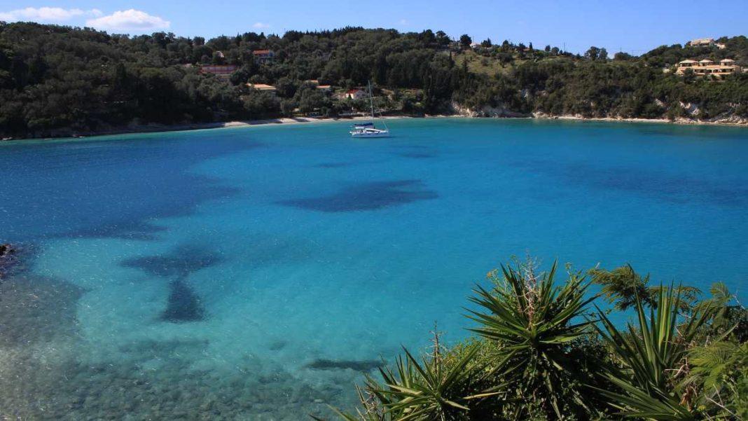 Παξοί, Ελλάδα