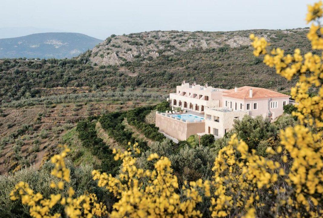 Perivoli country hotel and retreat
