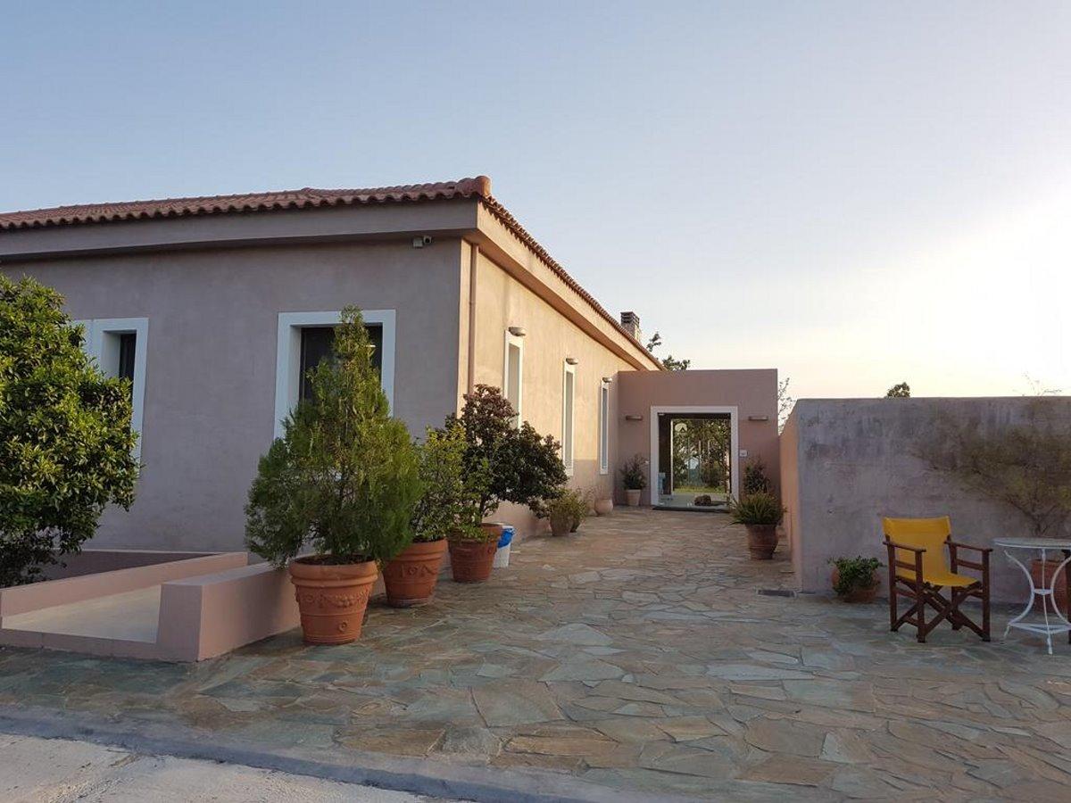 όμορφο κτίσμα Perivoli country hotel and retreat