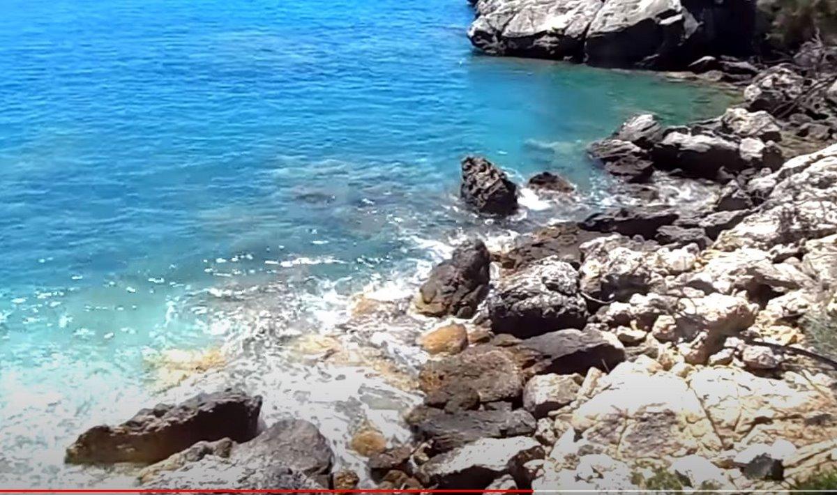 Η Παραλία Σαρακήνικο στην Πάργα