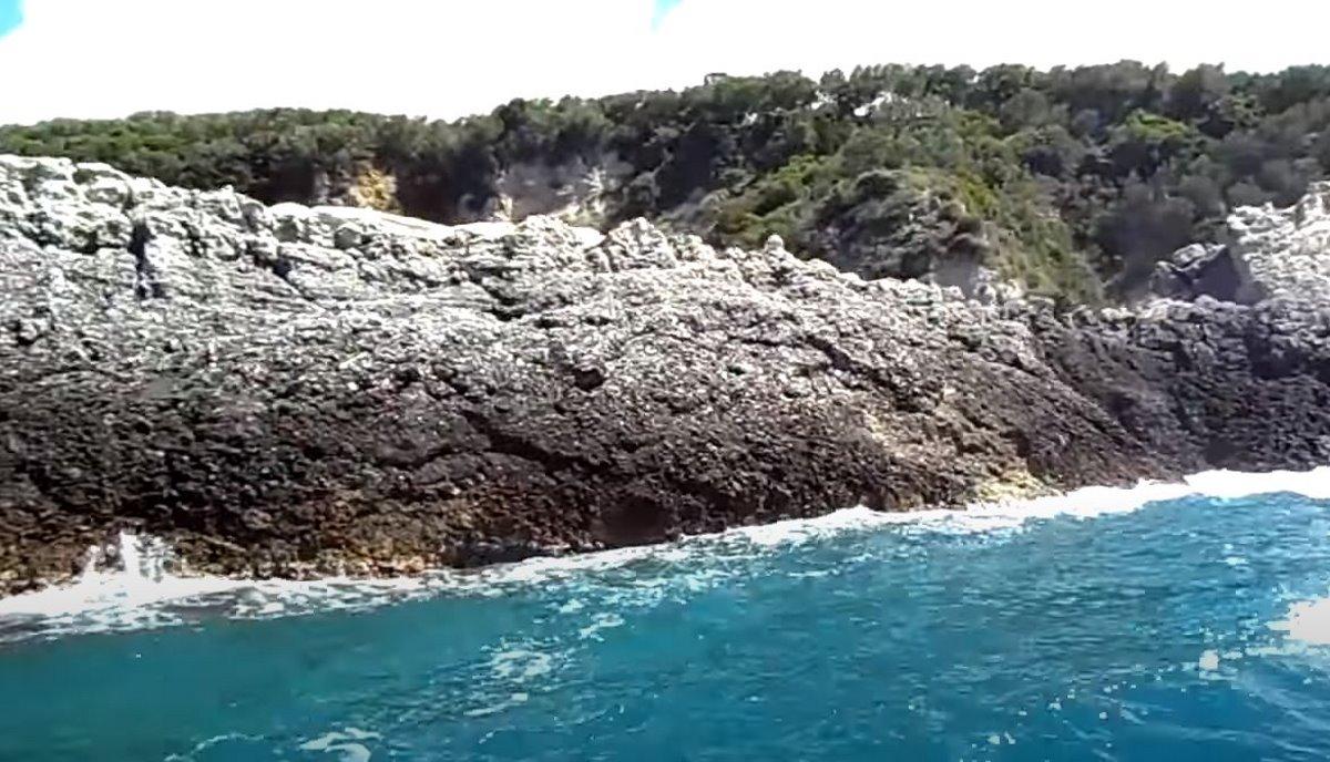 Παραλία Σαρακήνικο Πάργα