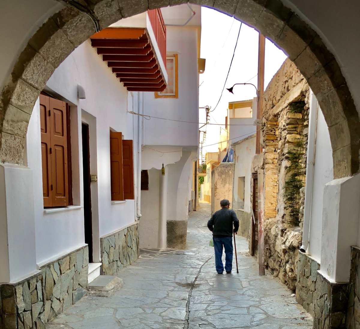 Χαλκί: Το γραφικό χωριό της Νάξου βγαλμένο από μια άλλη εποχή