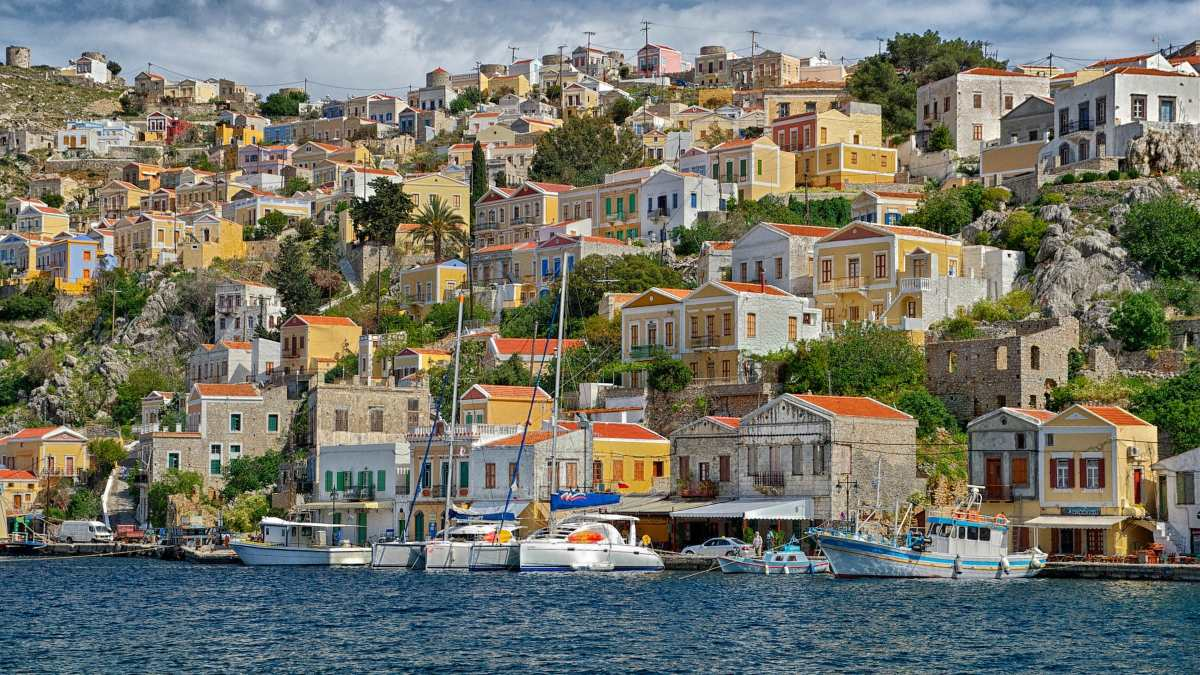 Σύμη, Ελλάδα
